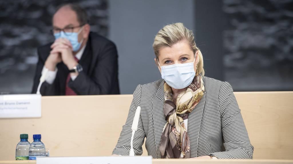 Impfzentren in St.Gallen, Buchs, Rapperswil und Wil geplant
