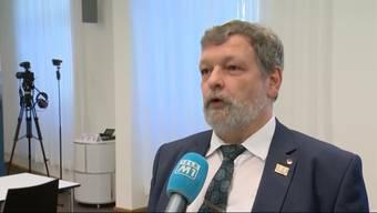 Die Steuerreform in Solothurn bedeutet Ausfälle für Kanton und Gemeinden. CVP-Regierungsrat Roland Heim erklärt, wie diesen Ausfällen zu begegnen ist.