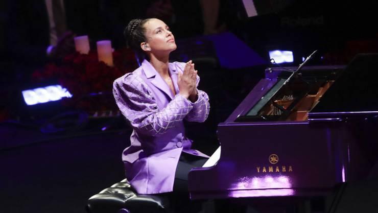 Die US-Sängerin Alicia Keys beschreibt sich selbst als sehr bodenständig. Sie habe Kontakt mit Menschen aus allen Lebensbereichen. (Archivbild)