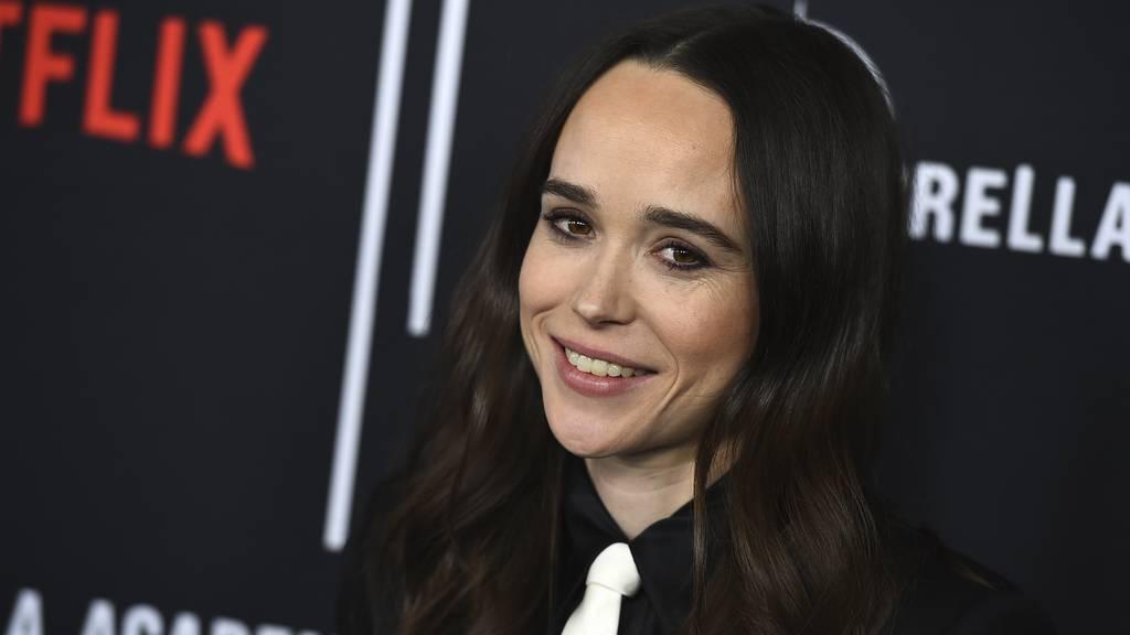 Ellen Page will neu als Elliot durchs Leben gehen