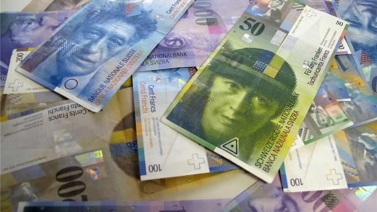 Der Regierungsrat unterstützt die Hauptstossrichtung des Wirksamkeitsberichtes des Finanzausgleichs zwischen Bund und Kantonen. (Symbolbild)