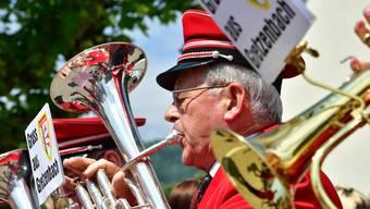 Parademusik Regionalmusiktag Neuendorf