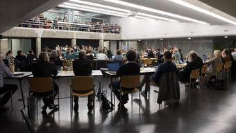 Die Kommissionen sollen sich erst im Einwohnerrat äussern. Ex-Präsident Mark Füllemann äussert Kritik. (Archiv)