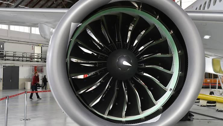 Erstmals festgelegte weltweite Obergrenzen beim Emissionsausstoss für Flugzeuge werden ab 2020 den Schadstoffausstoss von Flugzeugen deutlich senken. (Symbolbild)