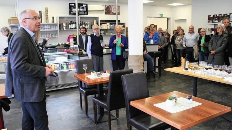 In einigen Wochen schliesst die Cafeteria Filippi im Mettauertaler Ortsteil Mettau.