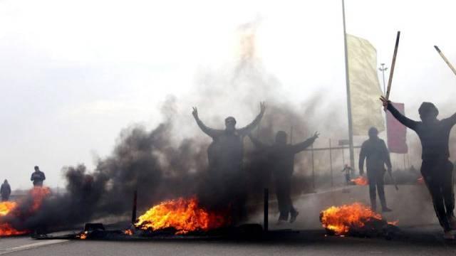 Die Gewalt hat im Irak einen weiteren Höhepunkt erreicht (Archiv)