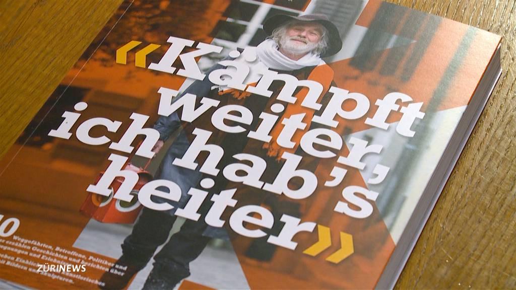 Prominente gedenken Ernst Sieber mit neuem Buch