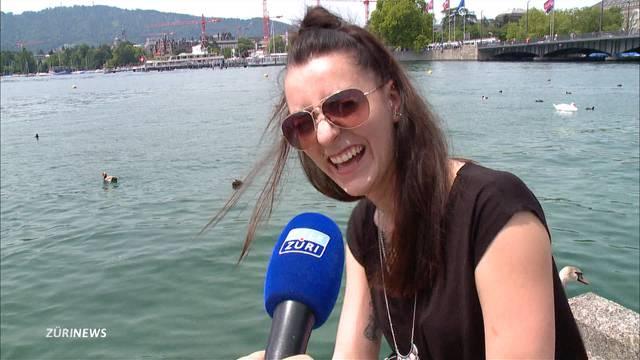 So geniesst Zürich den heissesten Tag des Jahres