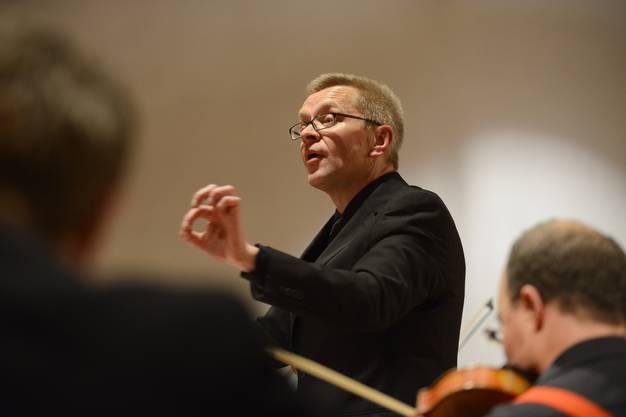 Dirigent Daniel Polentarutti