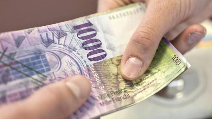 Um auch in Zukunft den Unterhalt finanzieren zu können, stellte der Bürgerrat den Antrag, einen Beitrag von 30 Rappen pro Are Allmendland zu erheben.
