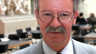 Martin Killias, SP-Politiker und Strafrechtsprofessor