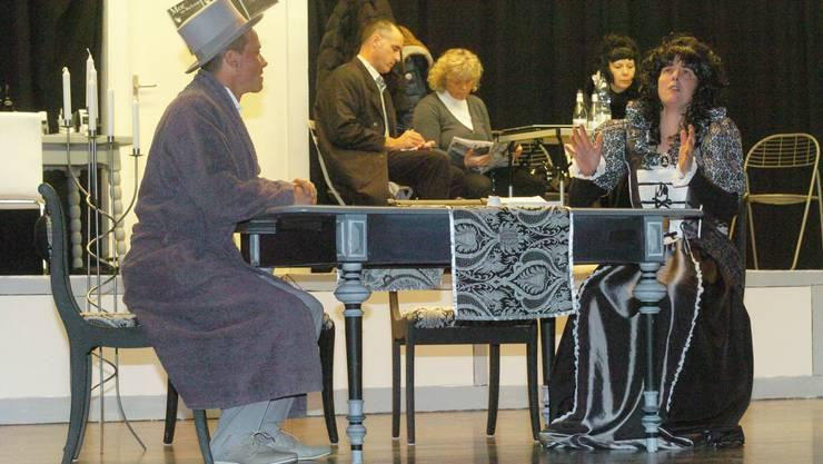 Am 8. Februar steigt die Premiere in Lengnau.