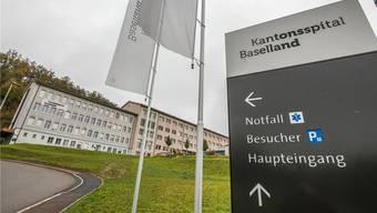 Das Spital in Laufen wird im Rahmen der kantonalen Spitalstrategie zum regionalen Gesundheitszentrum transformiert. (Archivbild)