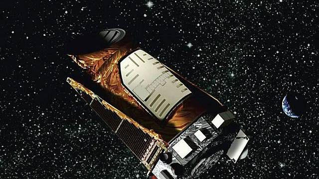 Teleskopsonde Kepler ins All gestartet