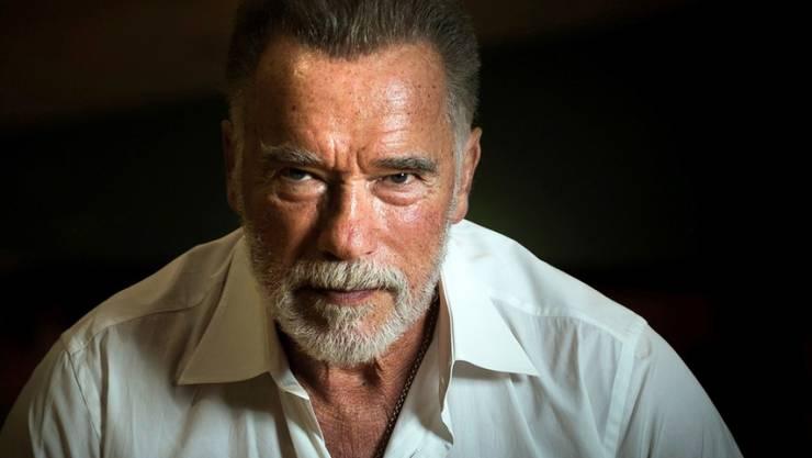 Ist nicht mehr ganz so fit wie mit zwanzig: Hollywoodstar und Ex-Politiker Arnold Schwarzenegger. (Archivbild)