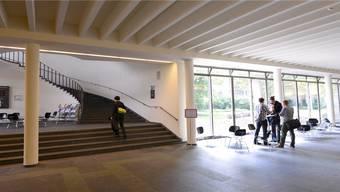 Weg aus dem Kollegienhaus: In Liestal könnten bis zu 3000 Studierende der Jus- und Wirtschaftswissenschaften untergebracht werden. (Archiv)