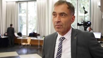 Thumb for '«Absolut zufrieden» – Vizepräsident der SVP Kanton Solothurn Rémy Wyssmann über die Wahlresultate'
