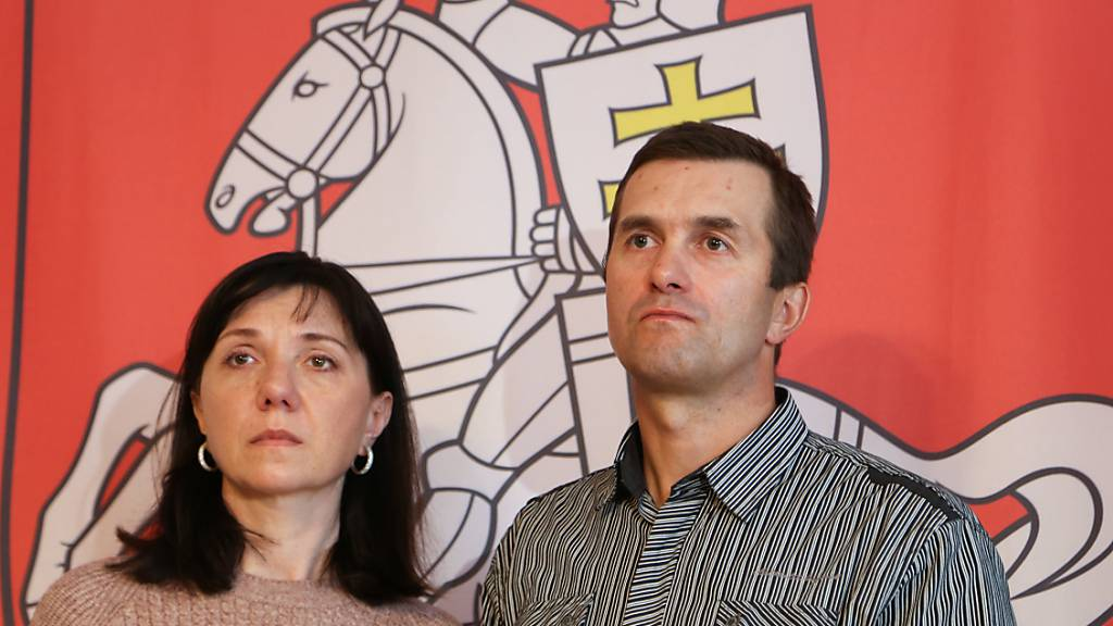 In Minsk festgenommener Blogger von Anwältin besucht