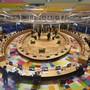 Die EU-Staats- und Regierungschefs verhandeln bereits seit Tagen um eine Einigung bei den Coronavirus-Hilfsgeldern und beim künftigen EU-Finanzrahmen.
