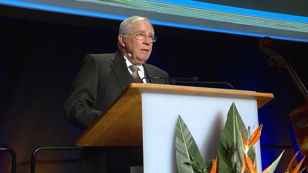 Bundesrat bewilligte Blocher-Rente entgegen Rat der Experten