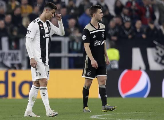 Cristiano Ronaldo bleibt zwar bei Juventus Turin, doch es soll sich einiges ändern, findet er.