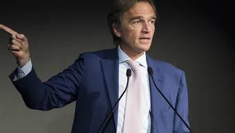 Jean-Philippe Rochat ist Präsident des Kandidaturkomitees von Sion 2026