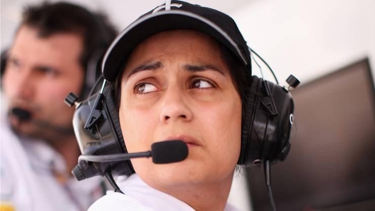 Monisha Kaltenborn wird per sofort Geschäftsführerin der Formula V AG.