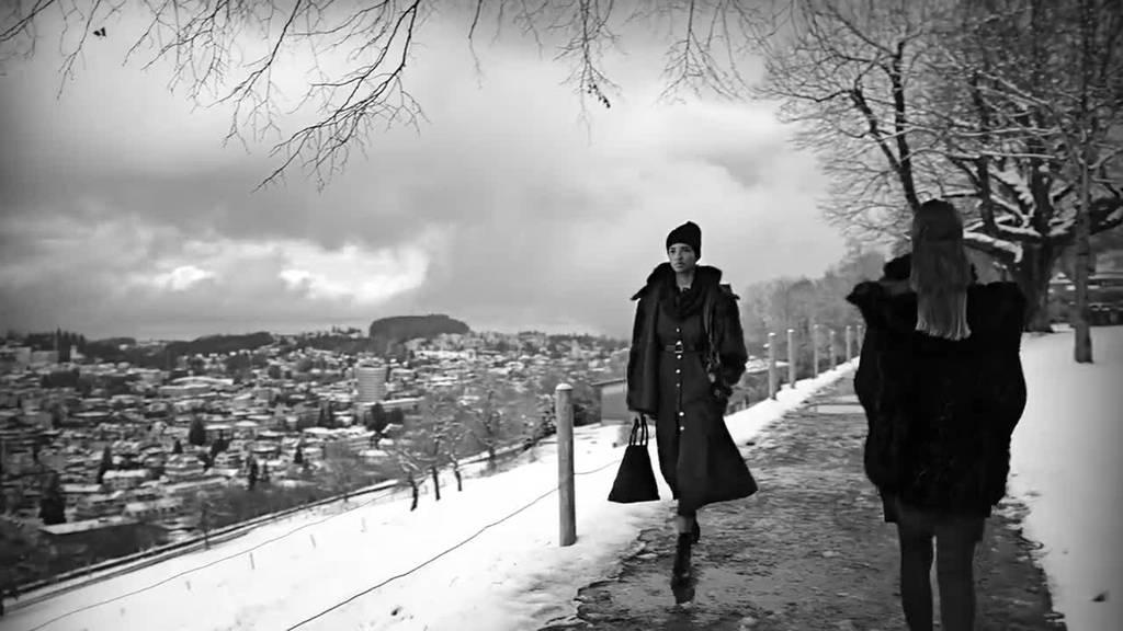 Dreilinden statt Paris: Akris-Designer verwandelt St.Gallen in Catwalk