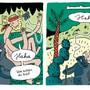 """Jan Bachmanns """"Der Berg der nackten Wahrheit"""" gehört zu den neu erschienenen Graphic Novels in der Schweiz."""