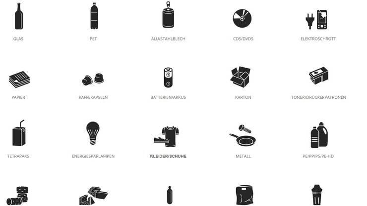 Das kommt alles in den Multibag (zvg / homepage)