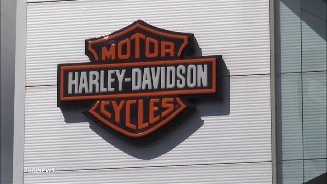 Harley Davidson für den EU-Markt bald nicht mehr «Made in USA»