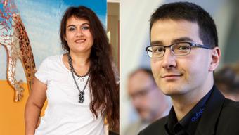 Die SVP schickt die Kantonsräte Stephanie Ritschard (Riedholz) und Richard Aschberger (Grenchen) ins Rennen. (Archivbild)