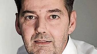 Der Aargauer Schriftsteller Andreas Neeser.