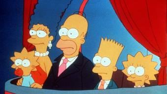 Bringen einem türkischen TV-Sender eine Geldstrafe ein: Die Simpsons (Archiv)