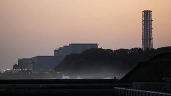 Das Atomkraftwerk Fukushima Daiichi: Hier kam es 2011 zur Nuklear-Katastrophe. (Archiv)