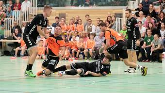 Möhlin unterliegt im Schweizer Cup Kadetten Schaffhausen