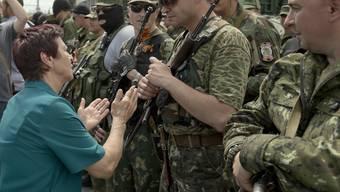 Rege Wahlbeteiligung vielerorts in der Ukraine – im Osten gabs Boykott