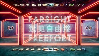 «Farsight Freeport» im Haus der elektronischen Künste Basel
