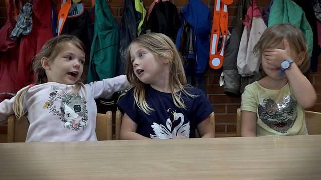 Kindergärtler erklären: Woher kommt eigentlich das Geld?
