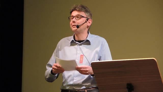 «Zum Glück bin ich kein Wutbürger geworden»: Dieter Egli sagt, wie er in den  1980er-Jahren politisiert wurde.