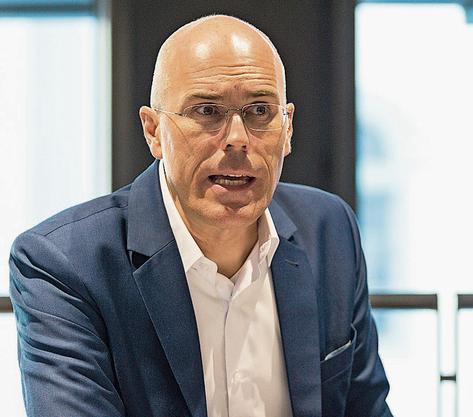 Dieter Egloff präsidiert den Bankrat der AKB seit 2012