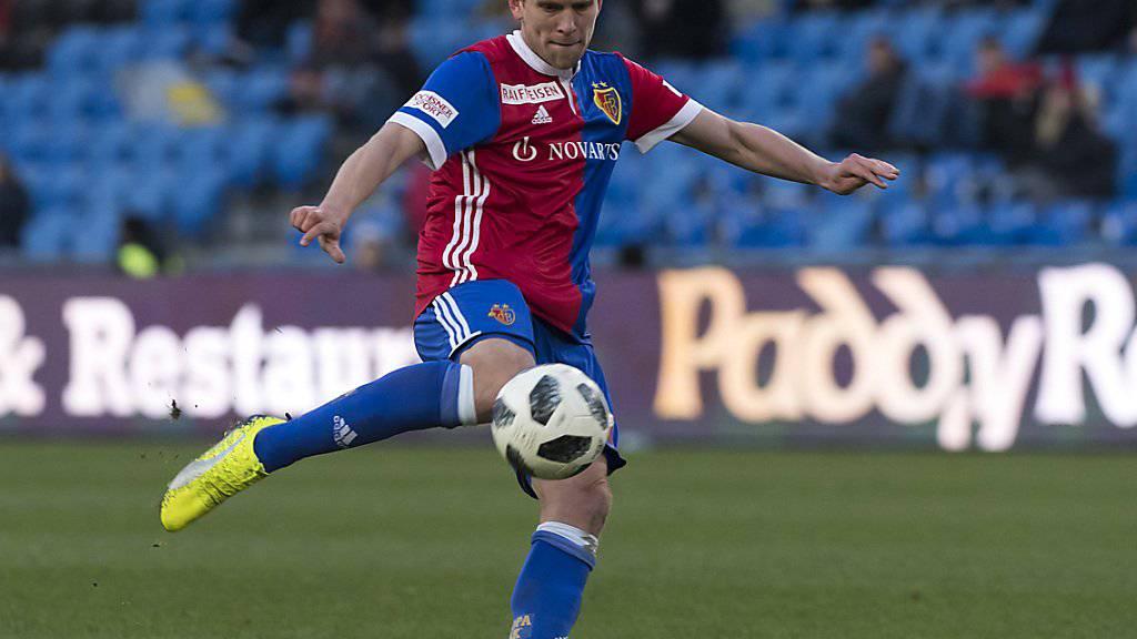 Fabian Frei und der FC Basel müssen nach der Niederlage gegen Lugano reagieren.