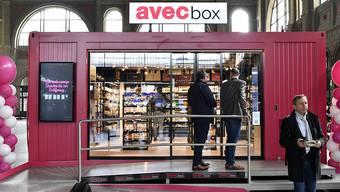 Valora erhält von SBB Zuschlag für 262 Kiosk-Standorte. (Archiv)