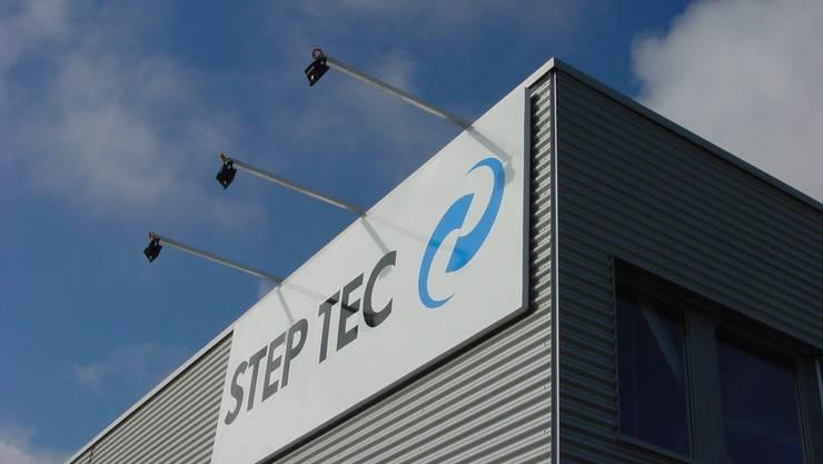 20 Jahre Step-Tec AG