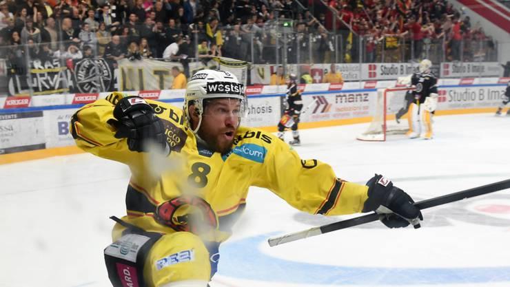 Derek Roy wechselt vom SCB in die KHL zu Awangard Omsk