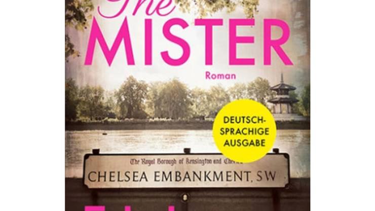 E.L. James «The Mister» Goldmann Verlag, 608 Seiten.
