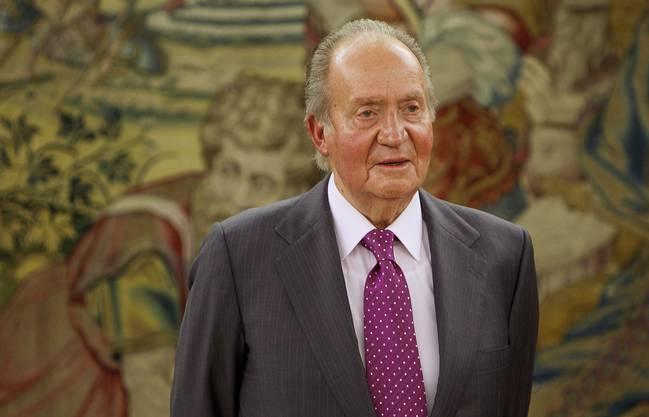 Juan Carlos dankt ab.
