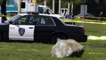 Polizeiauto in den USA (Symbolbild)