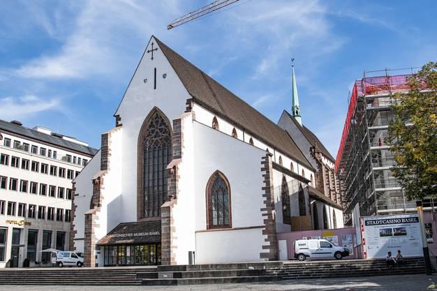Barfüsserkirche