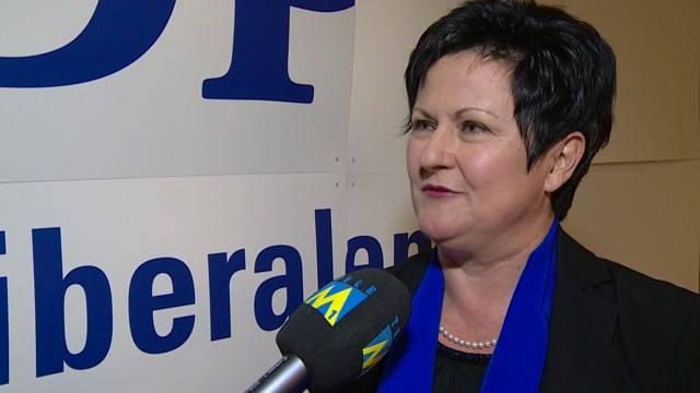 Gespräch mit Marianne Meister, Ständeratskandidatin FDP SO